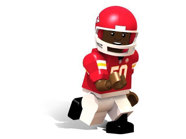 Kansas City Chiefs NFL OYO Minifigure Justin Houston