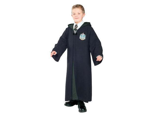 Harry Potter&The DeathlyHallows Sytherin Robe Costume Child Small