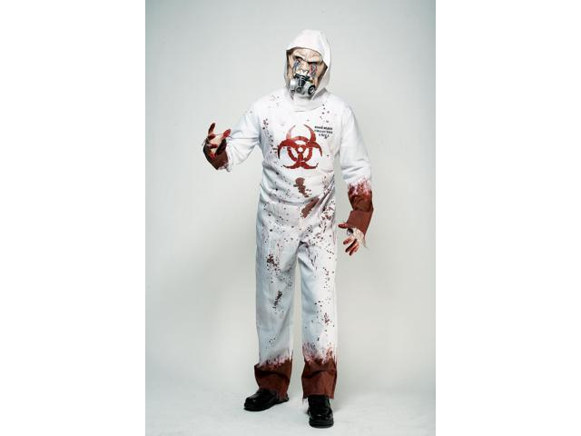 Biohazard Collector Costume Adult Large