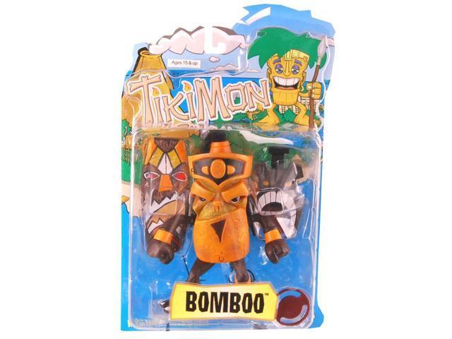 Tikimon Series 1 Bomboo Action Figure