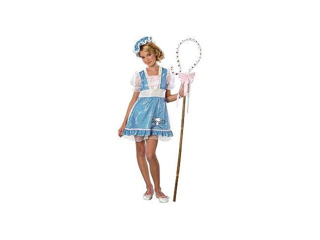 Teen Beaux Peep Costume Tween Medium
