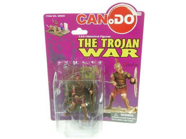 1:24 Scale Historical Figures The Trojan War Figure C Menelaus