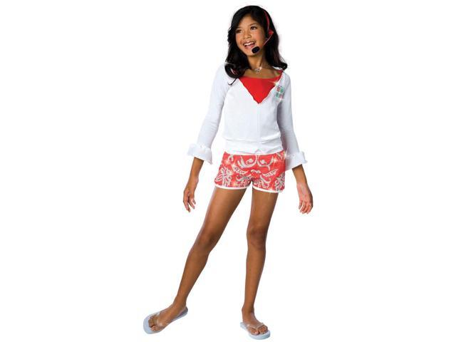High School Musical Gabriella Child Costume Large