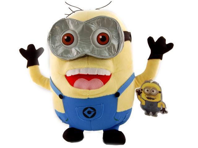 Despicable Me 2, 2 Eyed With Open Mouth Minion Jorge 12