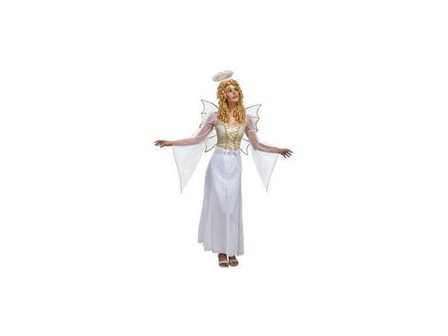 Angelica Goddess Of The Heaven Teen Costume Small 7-9