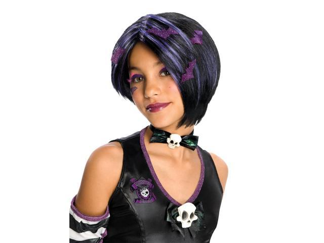 Drama Queen Bloody Cute Costume Accessory Wig