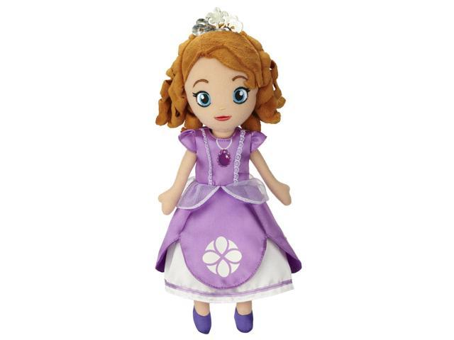 Disney Sofia The First Soft Doll Plush