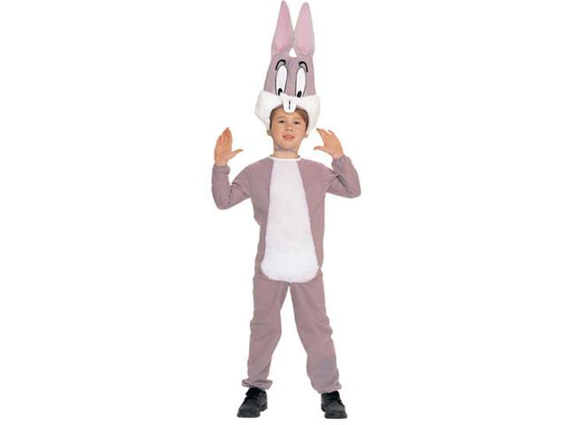 Looney Tunes Bugs Bunny Costume Child Large 12-14