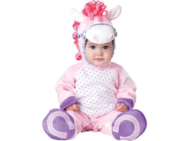 Pretty Lil' Pony Costume Child Infant: Pink 12-18 Months
