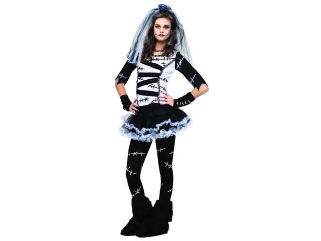 Monster Bride Tutu Costume Junior Teen Junior 0-9