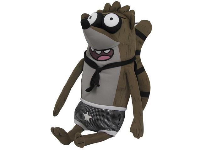 The Regular Show Wrestling Buddies Rigby With Sound
