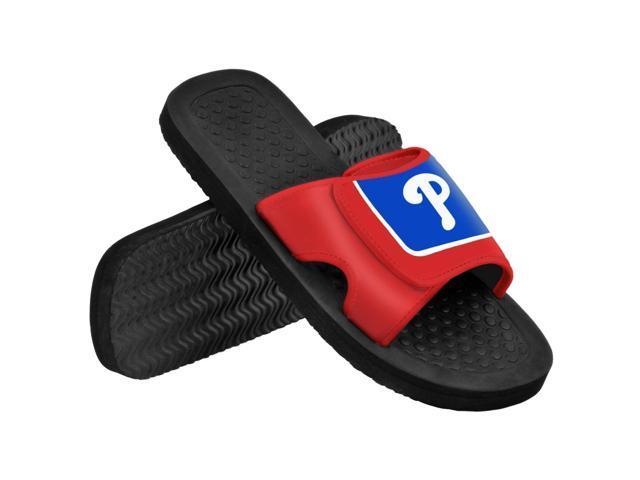 Philadelphia Phillies MLB Mens Shower Slide Flip Flops X-Large