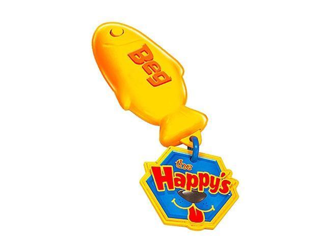 The Happy's Happy Treat Beg Yellow