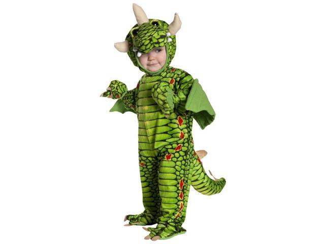 Dragon Plush Costume Child Infant 6-12 Months