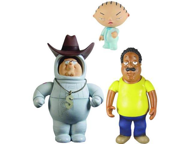 Family Guy Classics Figures Series 2 Set of 3
