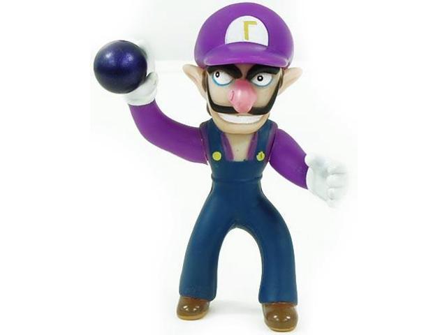 Super Mario Brothers Waluigi Pvc 3