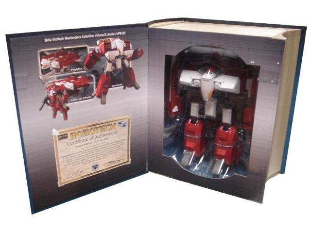 Robotech New Generation Beta Fighter Mpc Volume 2