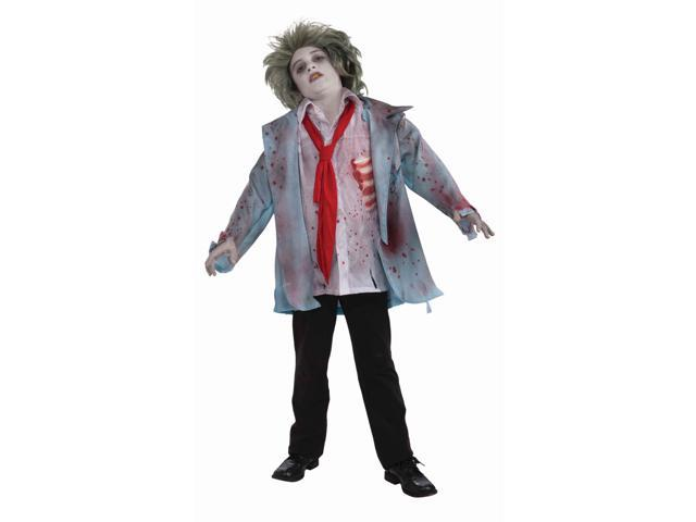 Zombie Boy Costume Child Small 4-6