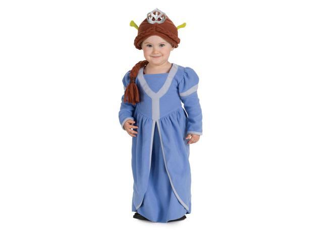 Shrek The Third Fiona Baby Costume Newborn