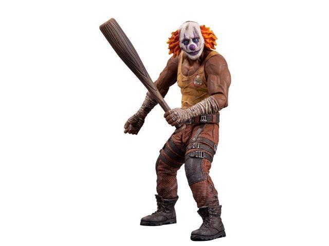 Batman Arkham City Series 3 Action Figure Clown Thug With Bat