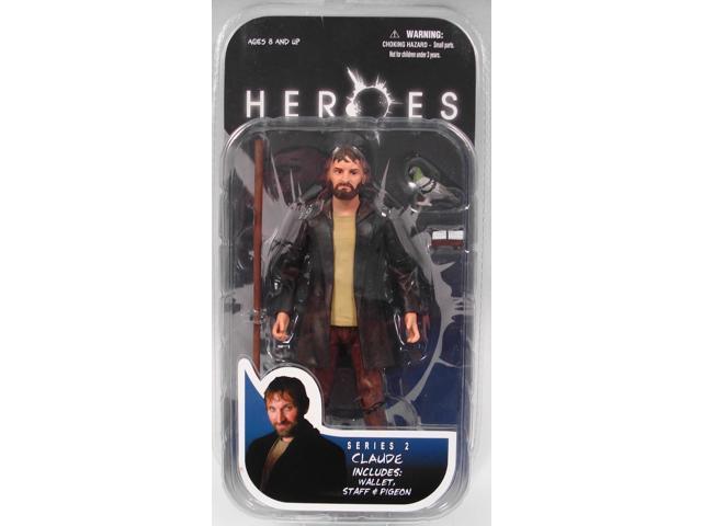 Heroes Series 2 Figures Claude