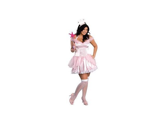 Wizard Of Oz Sexy Glinda Costume Adult Plus Size
