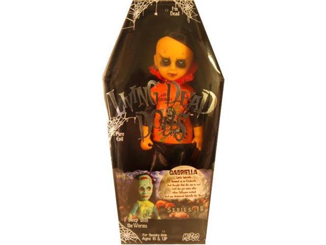 Living Dead Dolls Series 18 Halloween Variant Gabriella