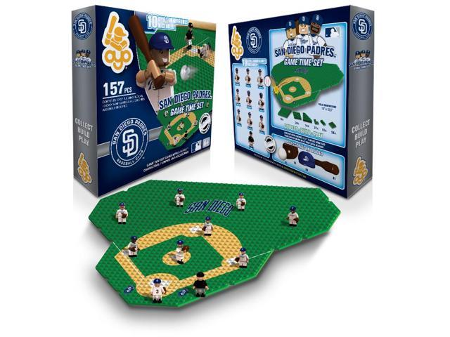 San Diego Padres MLB Game Time Set