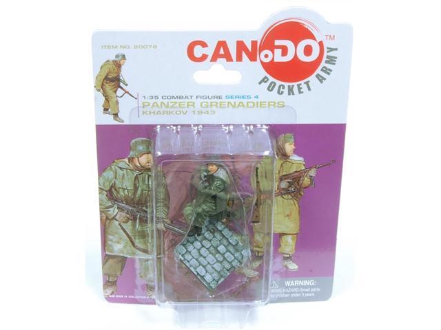1:35 Combat Figure Series 4 Panzer Grenadiers Kharkov 1943 Figure C