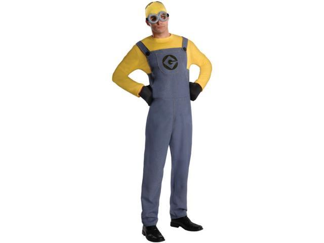 Despicable Me 2 Minion Dave Costume Adult One Size Fits Most
