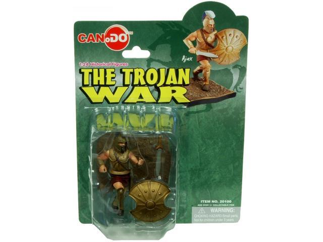 The Trojan War 1:24 Scale Historical Figures: Ajax