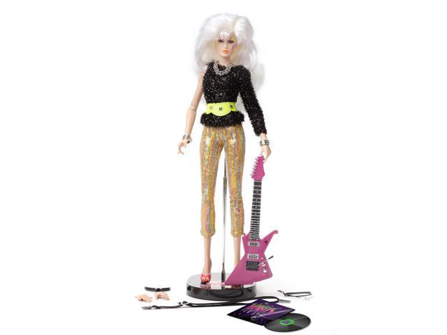 Jem And The Holograms The Misfits Roxanne Roxy Pelligrini Doll
