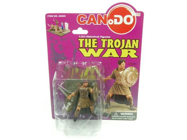 1:24 Scale Historical Figures The Trojan War Figure A Paris
