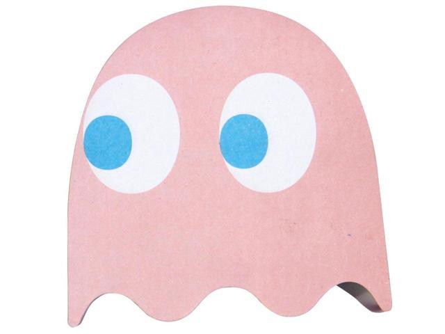 Pac-Man Sticky Notes Single Ghost