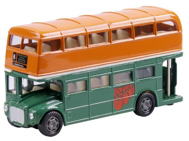 The Beatles Famous Covers 1:43 Scale Diecast Bus: Rubber Soul