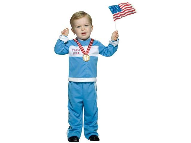 Future Goldalist Toddler t Costume 3T-4T