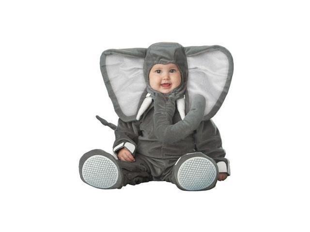 Lil' Elephant Costume 18 Months - 2T