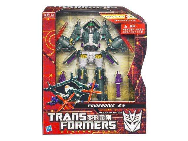 Transformers Generations GDO Voyager Class Powerdive