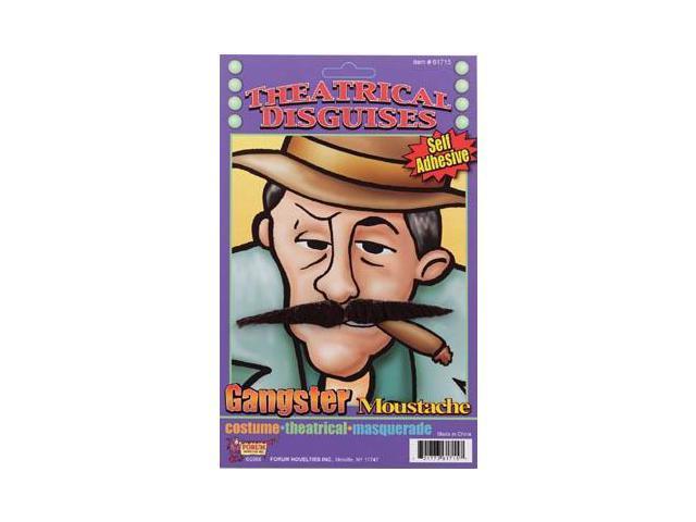 Gangster Costume Moustache