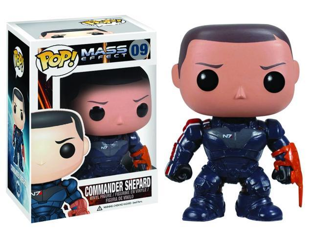 Mass Effect Funko Pop Games Vinyl Figure Commander Sheperd