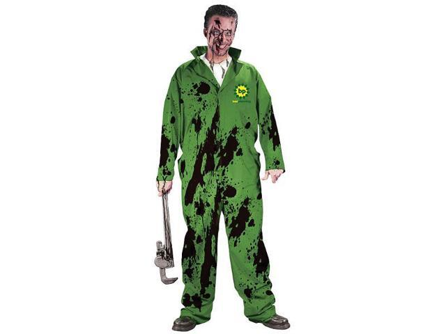 BP Bad Planning Oil Spill Costume Adult Plus Size