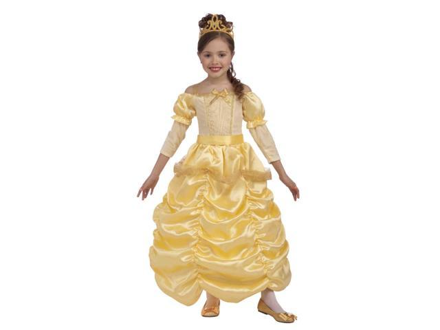 Beautiful Princess Child Fairy Tale Costume Large