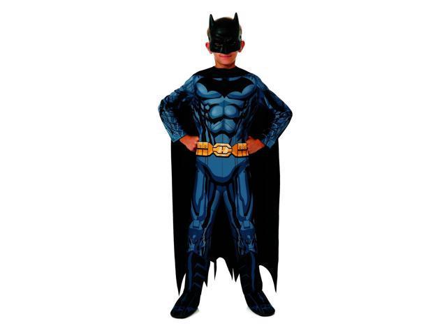 DC Comics Batman Child Costume Large