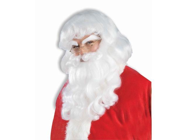 Santa Wig & Beard Costume Accessory