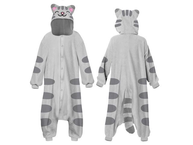 Big Bang Theory Soft Kitty Kigurumi Costume One Size Fits Most One Size