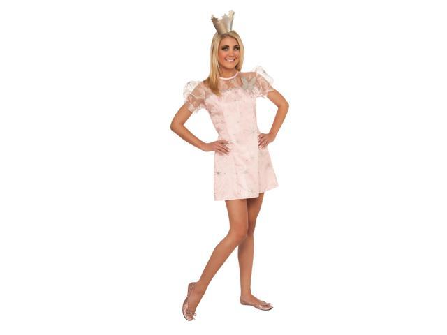 Wizard Of Oz Glinda The Good Witch Adult Costume X-Small