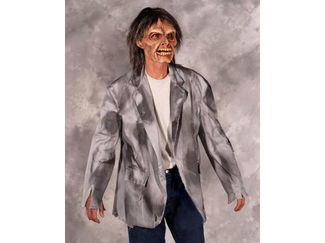 Zombie Costume Coat Adult One Size