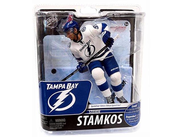 McFarlane NHL Series 29 Figure Silver Collector Level Steven Stamkos White