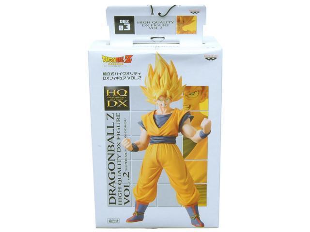Dragon Ball Z DX Volume 2 Super Saiyan Son Gokou Figure 03