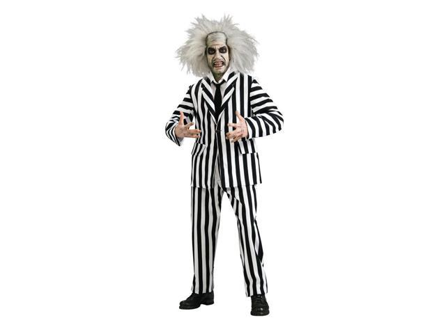 Beetlejuice Grand Heritage Adult Costume Standard